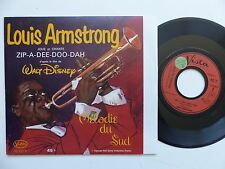 BO Film OST DISNEY Melodie du Sud LOUIS ARMSTRONG VS 627 Discotheque RTL