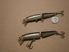 Vintage Jointed Rapala Lures