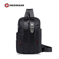 SwissGear Crossbody sling bag Shoulder Chest bag Outdoor Tactical Bag Backpack