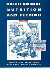 Basic Animal Nutrition and Feeding by Church, David Paperback Book The Cheap