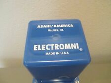 "NIB ASAHI/America 2015007 3/4"" PVC Electromni Ball Valve"