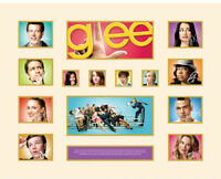 New Glee Signed Limited Edition Memorabilia Framed