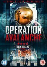 OPERATION AVALANCHE di Matt Johnson DVD in Inglese NEW .cp