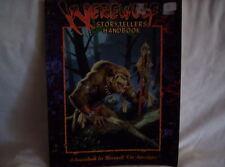 White Wolf: Werewolf: Storytellers Handbook: WW3205