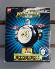 Power Rangers Zeo Warrior Wheel Action Figure