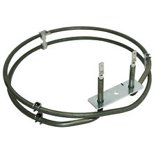 Universal 2 Turn Short Neck Fan Oven Element 2000W Creda Belling