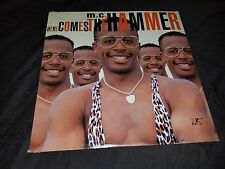 M.C. HAMMER Here Comes The Hammer 12-Inch Single (SEALED) Capitol OLD SCHOOL