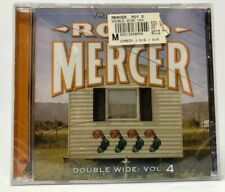 Roy D. Mercer Double Wide Vol. 4 CD - New Factory Sealed Rare