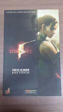 Hot Toys VGM 07 Resident Evil Bio Hazard Sheva Alomar (B.S.A.A. Version) USED