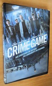 Crime Game - 2021 - DVD