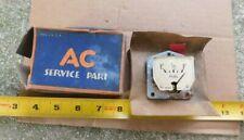 NOS AC FUEL GAUGE FOR 1937 PONTIAC CARS GAS GAUGE NEW OEM 37