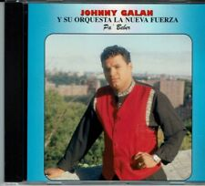 Johnny Galan y Su Orquesta La Nueva Fuerza Pa Beber  BRAND  NEW SEALED  CD