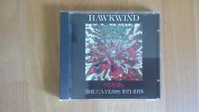 Hawkwind - Stasis The U.A. Years 1971 - 1975 CD