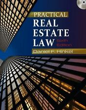 Practical Real Estate Law by Hinkel, Daniel F.