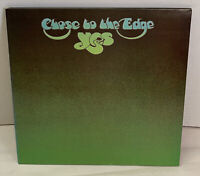 "Yes Close to the Edge 12"" Vinyl LP Record Album 1972 SD 19133 Gatefold Cover"