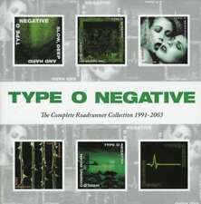 TYPE O NEGATIVE The Complete Roadrunner Collection 1991-2003 6CD BOX