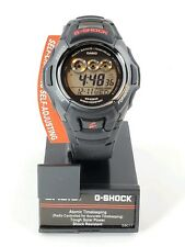 Brand New Casio Men's G-Shock GWM530A-1 Atomic Solar Tough Black Digital Watch