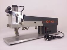 Oryx PC Drill, 9 inch throat, 18.000 rpm with built-in Light & Vacuum