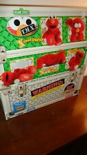 Fisher Price Sesame Street Tickle Me Elmo 10th Anniversary Plush Doll NEW in BOX