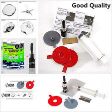 Professional Auto Windscreen Fix Crack Star Bullseye Repair Tools Kits For Fiat