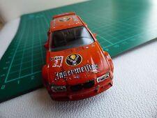 BURAGO Bburago 1:43 BMW M3 1992 GT Jagermeister CUP CAR 4177 Diecast Orange Toy