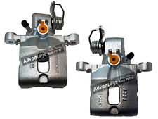 FOR KIA PICANTO FROM 2004 REAR RIGHT AND LEFT BRAKE CALIPERS PAIR NEW