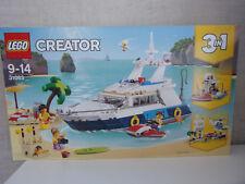 Lego Creator 31083 aventuras de yate