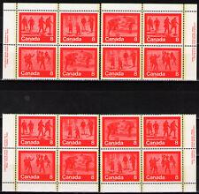 Canada 1974 Sc647a$ 5.60 Mi570-3 12.00 MiEu 1MIbl mnh 21st Olympic Games