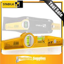 """Stabila Spirit Level 81S 25cm 10"""" with Holster 02501"""