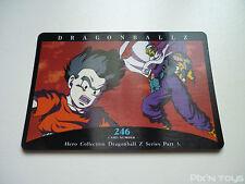 Carte Dragon Ball Z Card DBZ / Hero Collection Part 3 - N°246 / NEW
