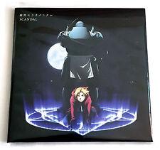 SCANDAL Shunkan Sentimental JAPAN Maxi CD Single L/E Mini LP Fullmetal Alchemist