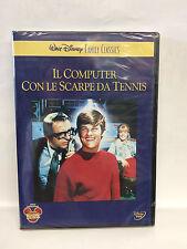 IL COMPUTER CON LE SCARPE DA TENNIS - DVD DISNEY