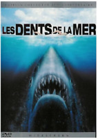 EDITION COLLECTOR DVD ☆ LES DENTS DE LA MER ☆ OCCASION