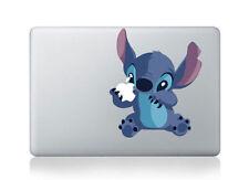 "Cute Stitch Sticker Viny Decal for Apple Macbook Air & Pro & Retina 13""15""17"""