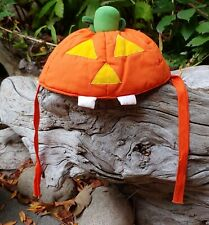 Vintage 1985 Hallmark Collectible Halloween Beanies Jack o' Lantern Kid's Hat