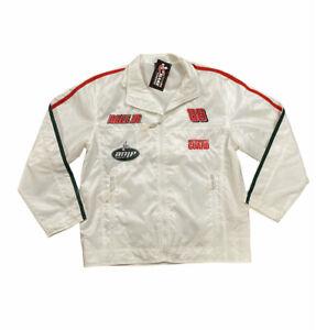 Dale Earnhardt Jr Amp Energy National Guard Hendrick 88 Jacket NWT Size M Medium