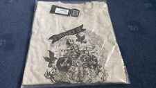 Saltrock Face Your Fears Short Sleeve T-Shirt (Size 13 Years - NEW with TAGS)