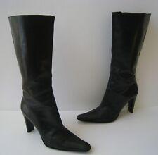 ddf80ec93ce black calf via spiga | eBay