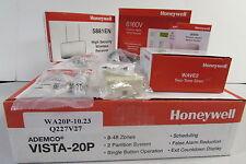 Honeywell Vista-20P V20P Kit 6160V Talking Alpha Keypad 5881ENM IS3035 + More