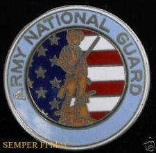 NATIONAL GUARD XL HAT PIN VIETNAM IRAQ US ARMY MARINES NAVY AIR FORCE X LARGE