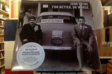 John Prine For Better, or Worse LP sealed 180 gm vinyl + download
