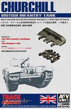 AFV Club 1:35 Scale Track for Churchill British Infantry Tank (Workable) AF35183