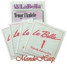 Ukulele Strings - La Bella No. 12 Tenor Plain Nylon Wound 3rd C String