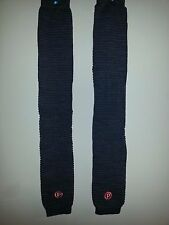 Pure Barre Gray Logo leg warmers One Size fits Most