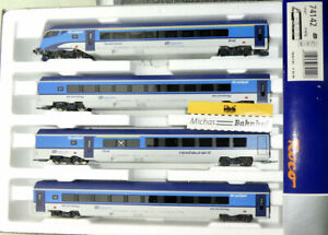 Roco Railjet CD Set With Control Car 4-tlg Ep6 Art 74142 H0 1:87 Boxed HO2 Μ