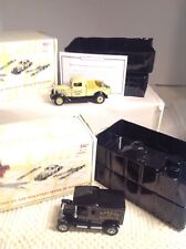 Matchbox  Wilson's Grain & Feed 1934 International Pickup And Dinky 1912 Ford