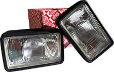 "(2) 3"" x 5""  HIGH PERFORMANCE DRIVING LAMPS"