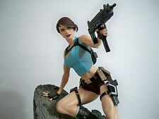 D1556808 LARA CROFT PREMIUM FORMAT SIDESHOW COLLECTIBLE MINT STATUE #316/750