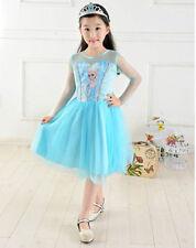 Unbranded Winter Knee Length Dresses (2-16 Years) for Girls