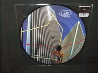 Yes Going  For The One Picture Disc Sealed New 180g Vinyl LP Reissue